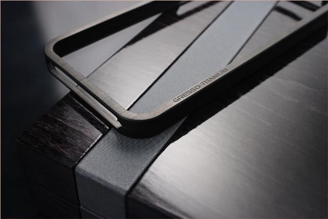 Gresso Titanium Bumper 2