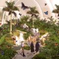 Сады Абдаллы расскажут историю природы