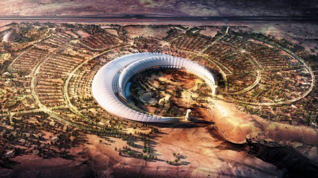 King Abdullah International Gardens