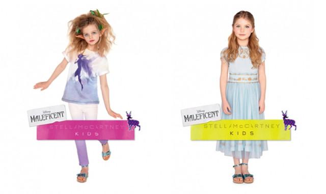 """Disney выпустит детскую коллекцию одежды """"Малефисента"""""""
