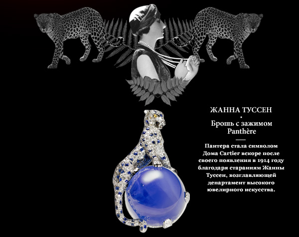 Panther Cartier History