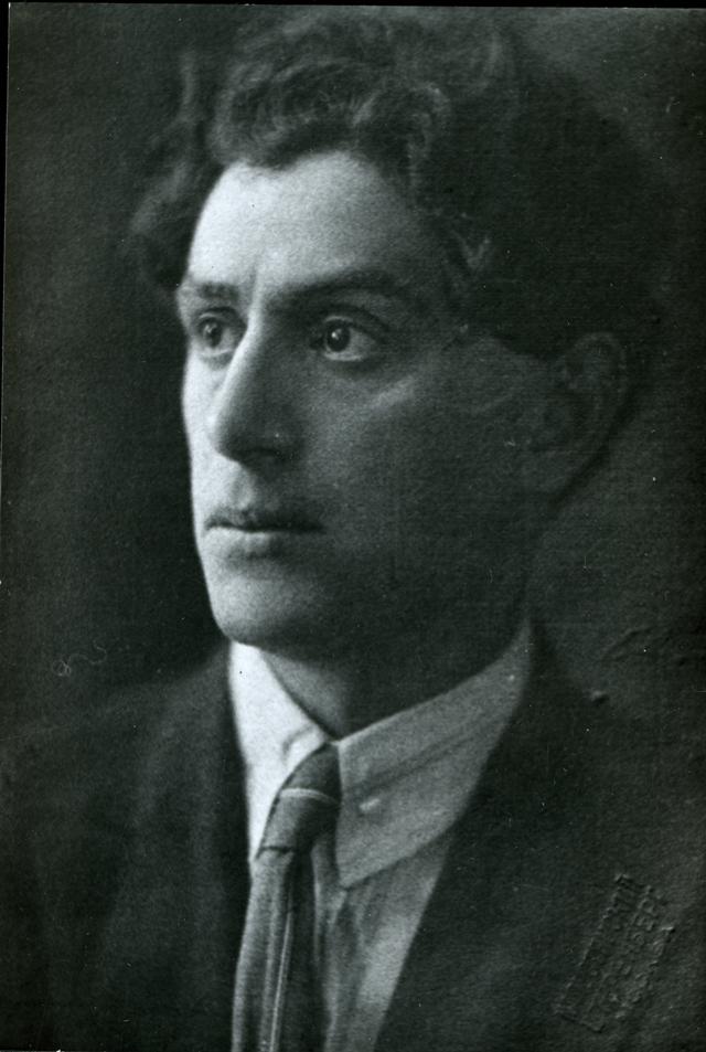 Rabinovich Isaak