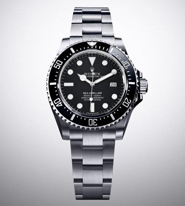 Rolex Oyster Perpetual Sea-Dweller 4000 2