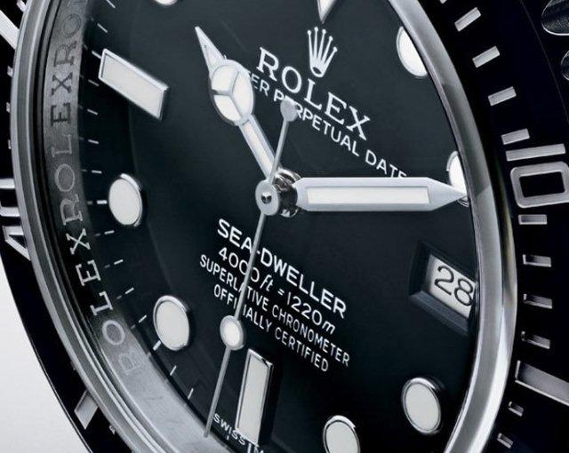 Rolex Oyster Perpetual Sea-Dweller 4000 4