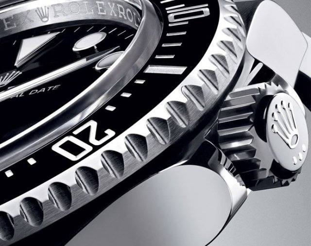 Rolex Oyster Perpetual Sea-Dweller 4000 5