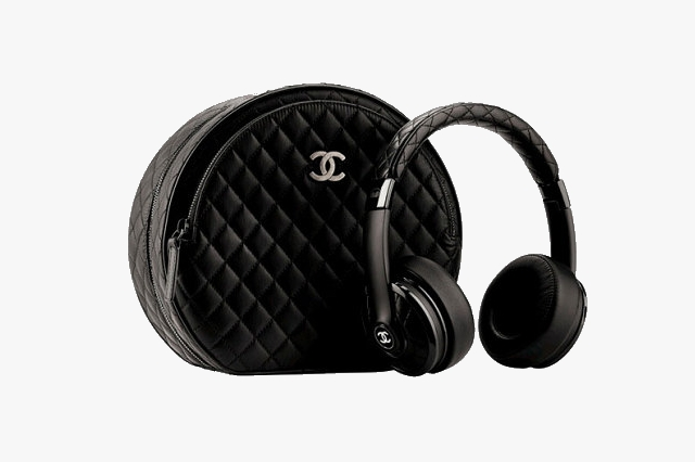 Chanel Monster Headphones