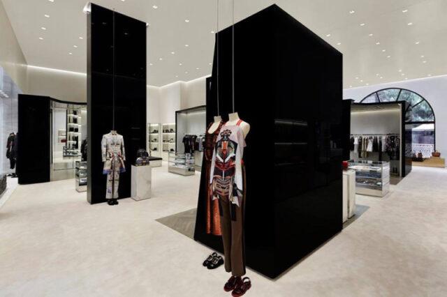 Givenchy открыл свой первый бутик в Лас-Вегасе