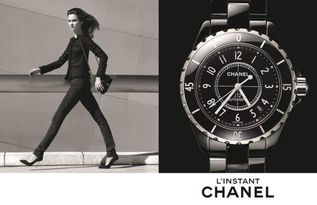 Новая коллекция часов L'Instant Chanel