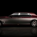 Яркий Rolls-Royce Pinnacle Travel Phantom