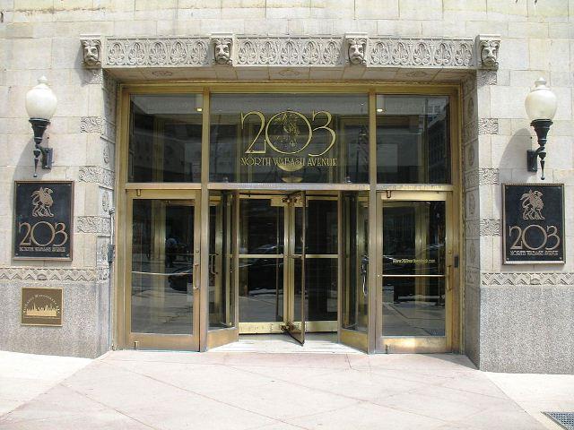 Virgin Hotels Old Dearborn Bank Building Fasade