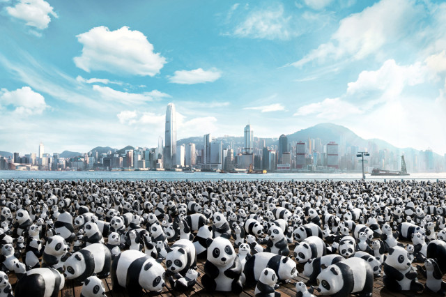 1600 Panda World Tour