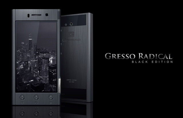 Gresso Radical Black Edition