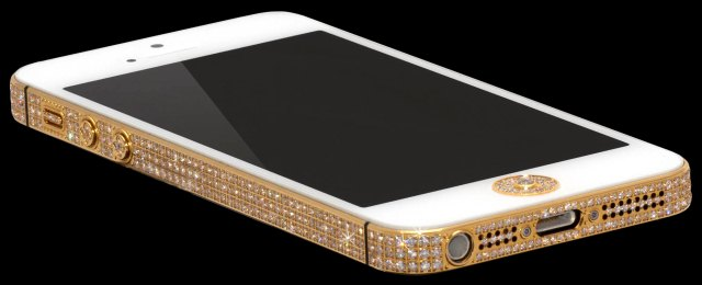 Million dollar iPhone by Alchemist London 2