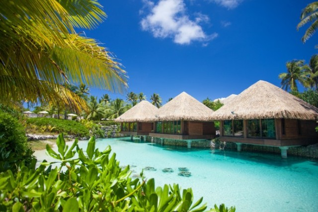 The InterContinental Bora Bora Resort & Thalasso Spa 2