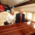 Самолет Дональда Трампа за $100 млн