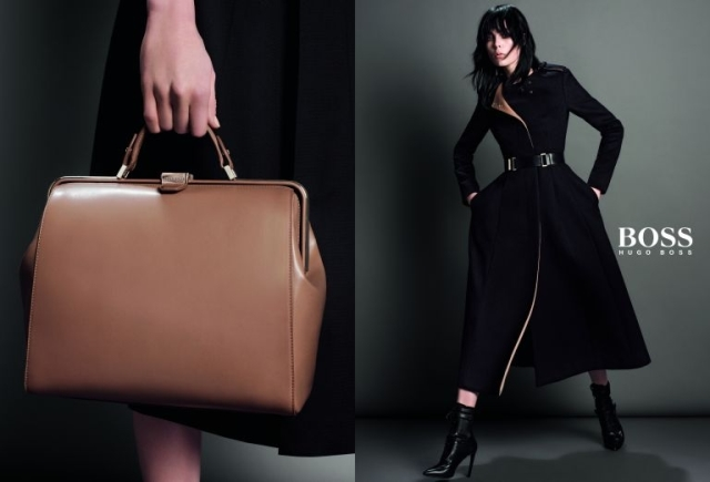 Hugo Boss Womenswear Fall Winter 2014 Campaign