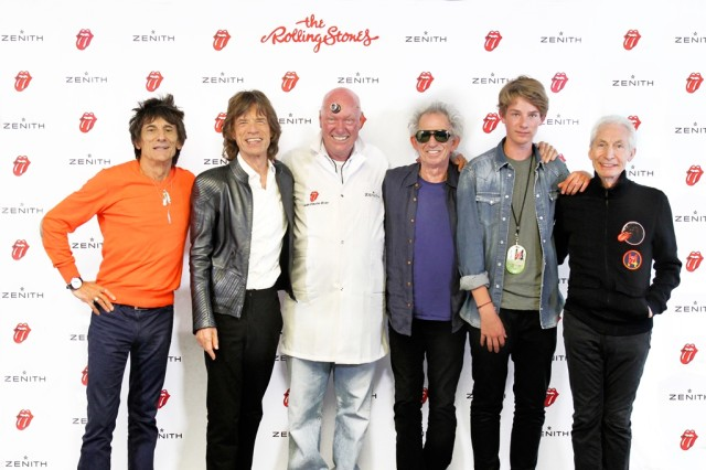 Rolling Stones and Zenith