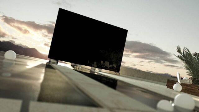 Титан Зевс — самый большой в мире телевизор