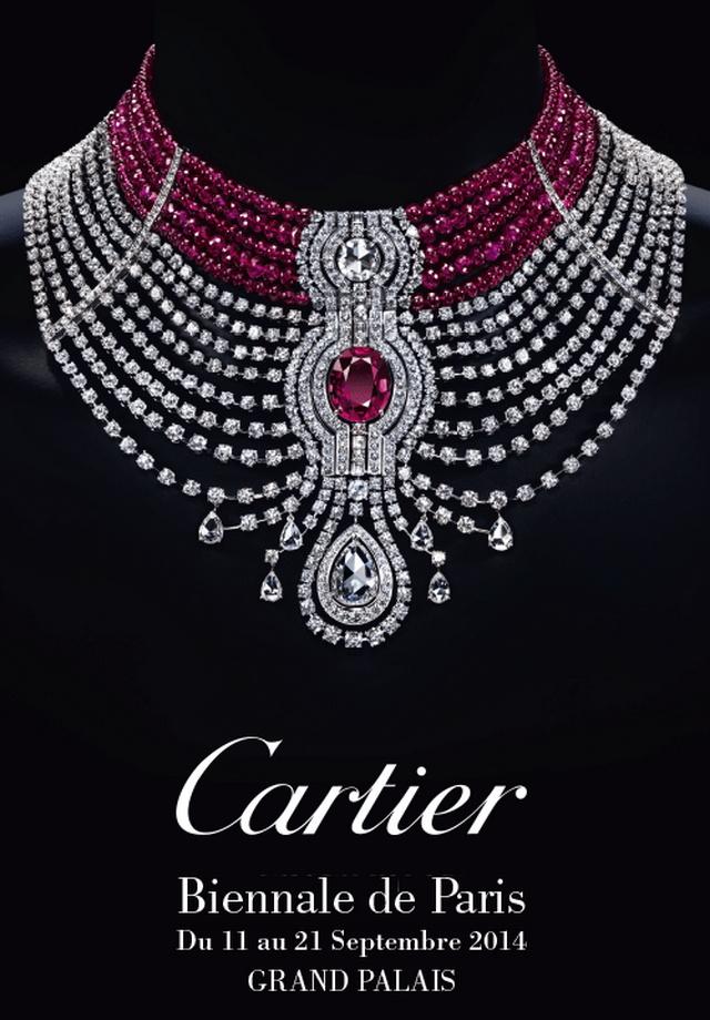 Cartier Paris Biennale 2014