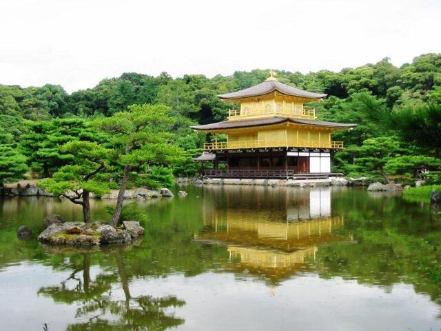 Киото - Золотой Храм