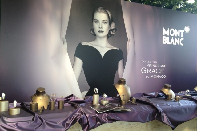 Princesse Grace of Monaco Montblank 2
