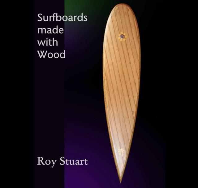 Rampant Surfboard by Roy Stuart 3