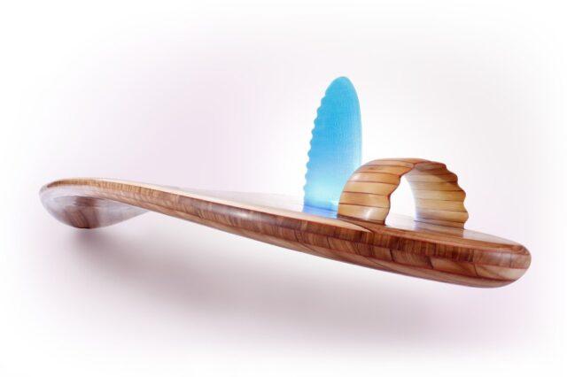 Самая дорогая в мире доска для серфинга
