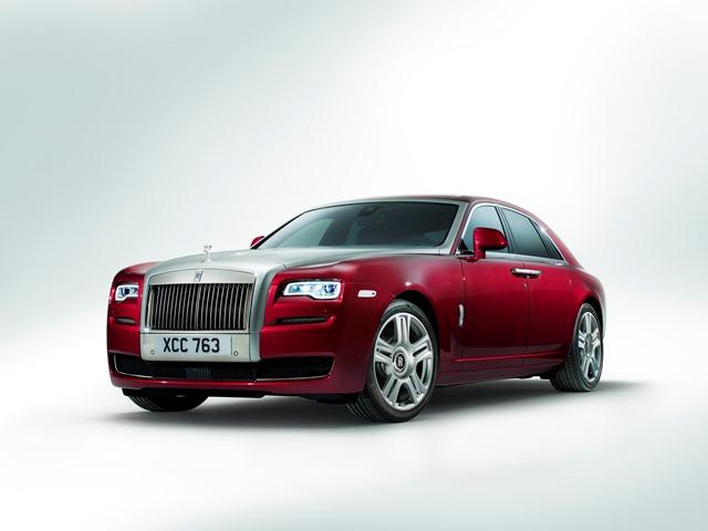 Rolls-Royce Motor Cars Ghost Series 2 3