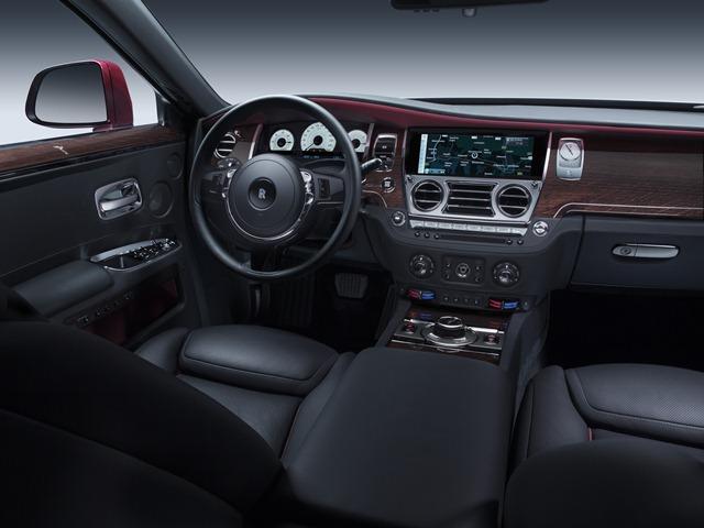 Rolls-Royce Motor Cars Ghost Series 2 4
