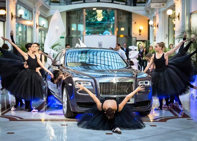 Rolls-Royce Motor Cars Ghost Series 2