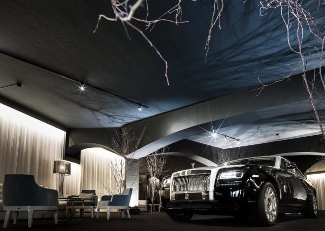 Rolls-Royce Showroom 2