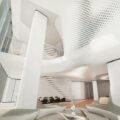 Заха Хадид разработала дизайн-проект отеля ME by Melia Dubai