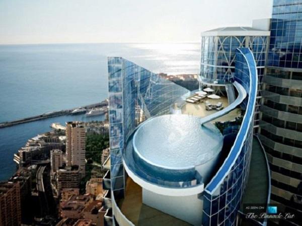 Самый дорогой пентхаус в мире Sky Penthouse