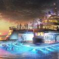 Яхта-катамаран Chuan от Claydon Reeves и BMT Nigel Gee