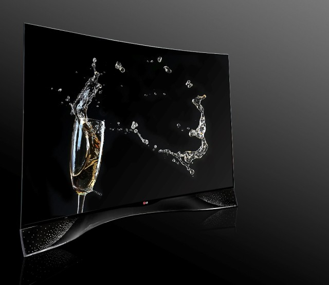 LG and Swarovski OLED-TV