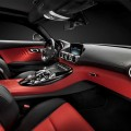 Новый спорткар Mercedes-AMG GT 2016