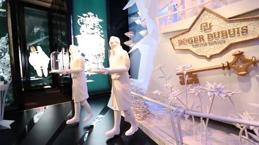 Roger Dubuis на выставке Watches&Wonders 2014