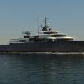 Яхта X-BALLET от Pastrovich Studio