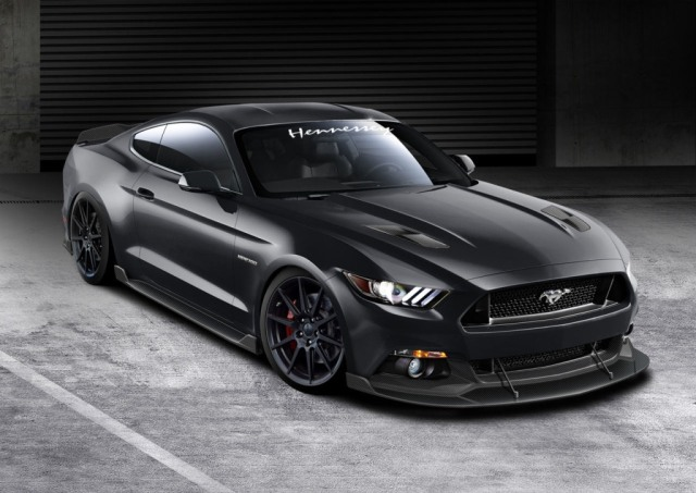 2015 Hennessey HPE 700 Ford Mustang