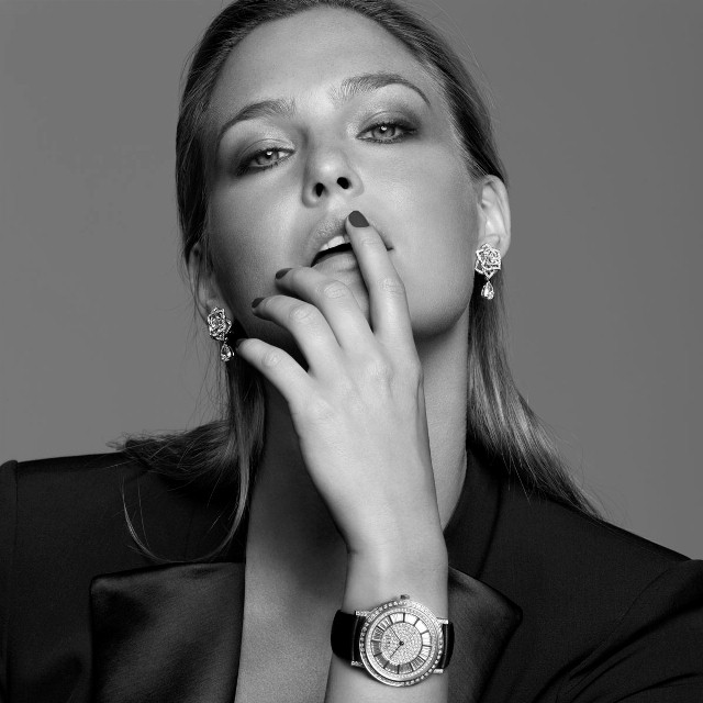 Bar Refaeli for Piaget