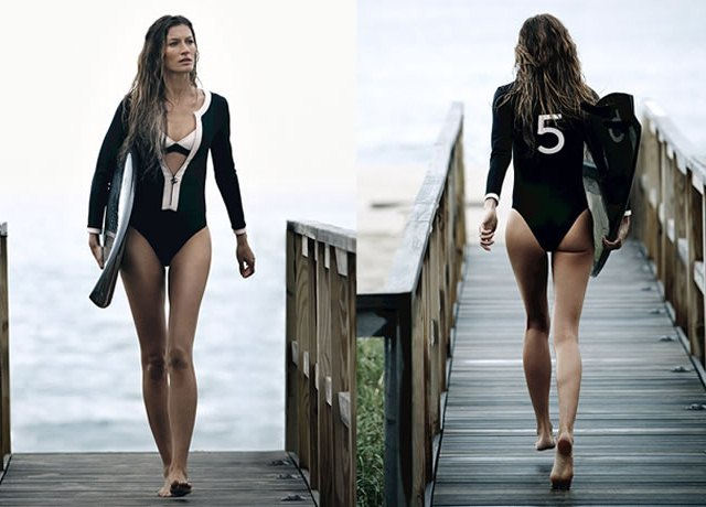 Жизель Бундхен в новом ролике Chanel No. 5