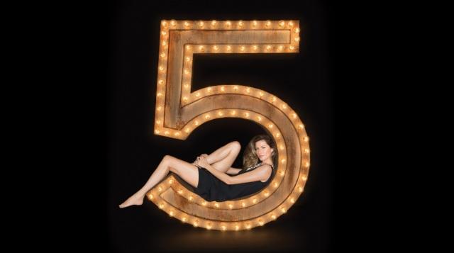 Gisele Bundchen Chanel No 5
