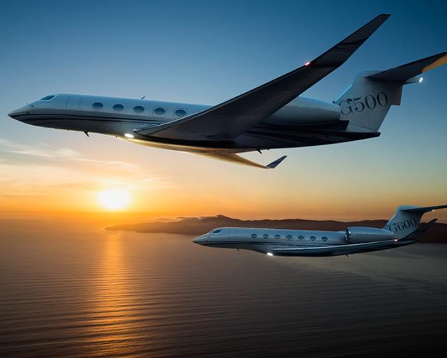 Gulfstream G500 and G600 5