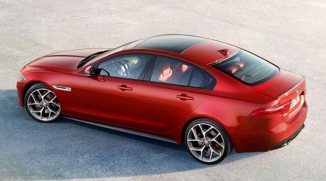 Jaguar XE 2014 new 2