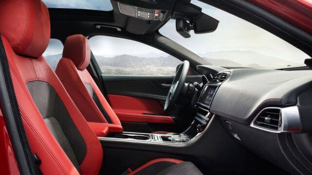 Jaguar XE 2014 new 3