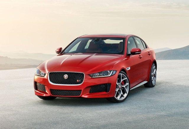 Jaguar XE 2014 new