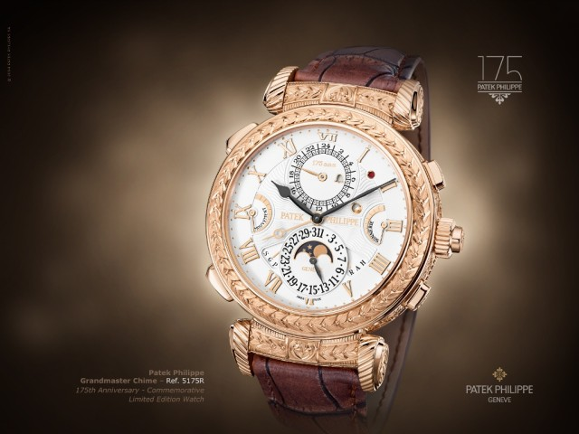 Patek Philippe Grandmaster Chime — юбилейные часы за $2,6 млн