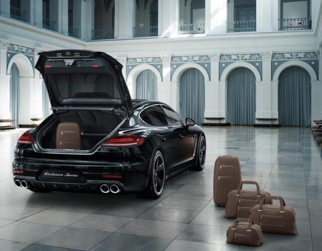 Porsche Panamera Exclusive Series 12