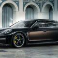 Porsche выпустил Panamera Exclusive Series