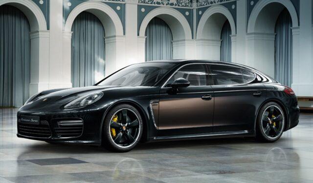 Porsche Panamera Exclusive Series 2